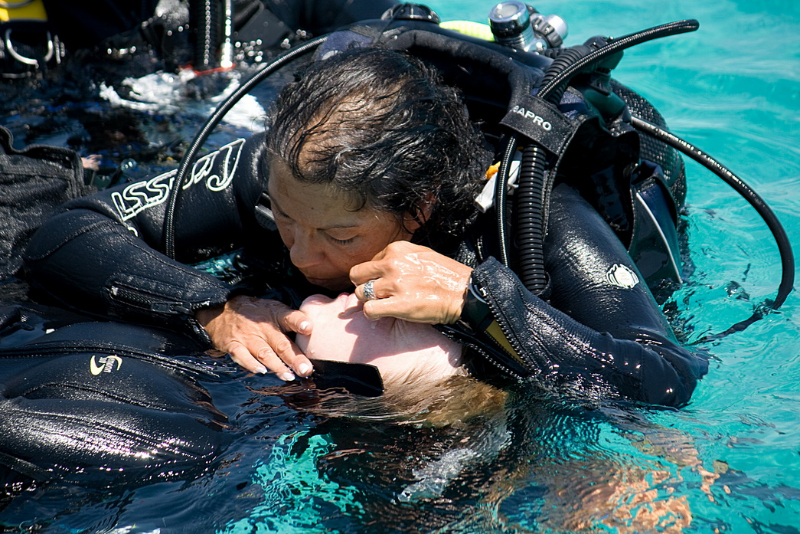 PADI Rescue Diver-balidiving.net